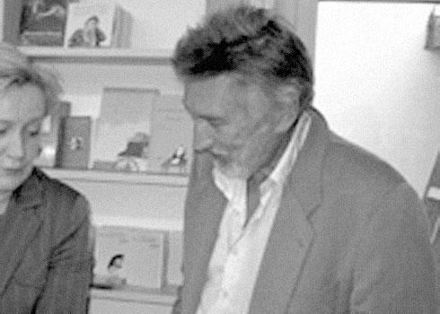 Selinde Böhm und Christian Brückner