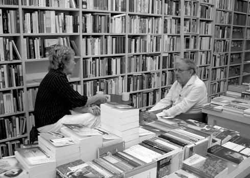 Selinde Böhm im Gespräch mit Klaus Wagenbach