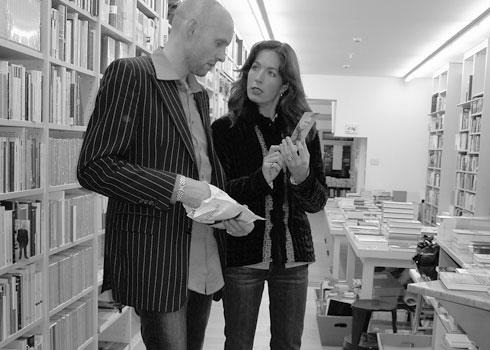 Felicitas von Lovenberg im Gespräch mit Michael Lentz