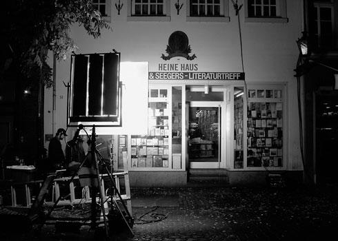 """Das Heine Haus als Drehort für die Serie """"Kommissar Stolberg"""""""