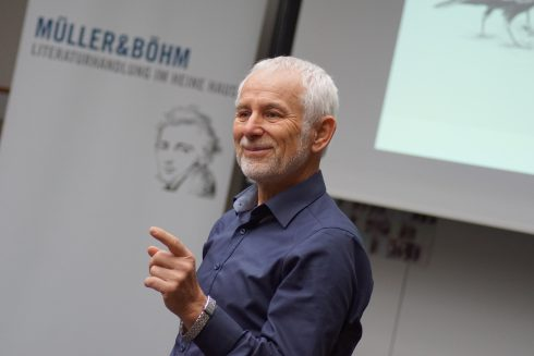 Ernst Paul Dörfler; April 2019