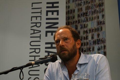 Olivier Guez; September 2018