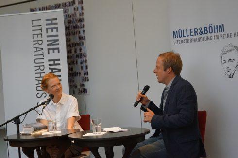 Anja Kampmann; Mai 2018