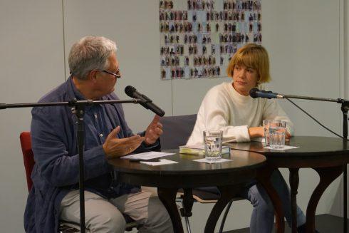 Rudolf Müller, Julia Weber; November 2017
