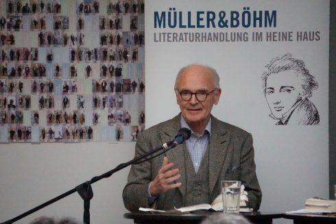 Martin Mosebach; Mai 2019