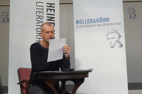 Robert Seethaler; Oktober 2018