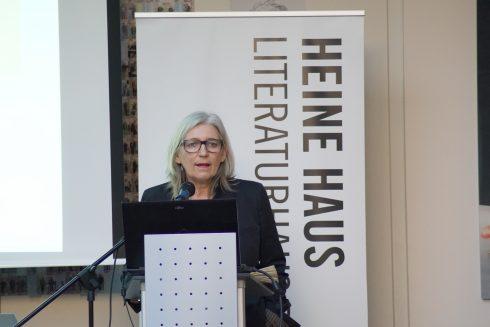 Ute Wegmann; Februar 2019